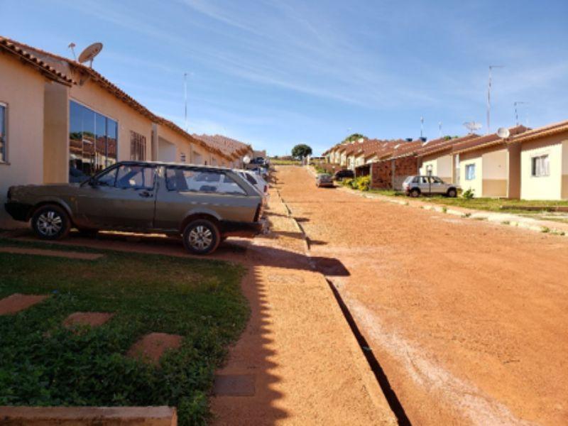 2396 - Casa, Residencial, Jardim da Barragem II, 2 dormitório(s), 1 vaga(s) de garagem