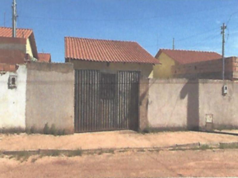 2390 - Casa, Residencial, Mansões Itamaracá, 2 dormitório(s)