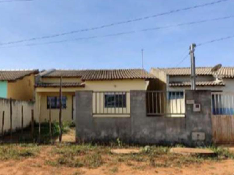 92573 - Casa, Residencial, Setor Aeroporto (Primeira Etapa), 2 dormitório(s)