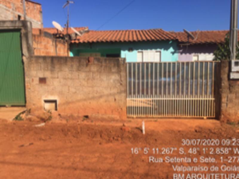 2732 - Casa, Residencial, Pacaembu, 2 dormitório(s), 1 vaga(s) de garagem